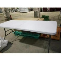 China Rectangular Tables Folding Tables for family picnic on sale