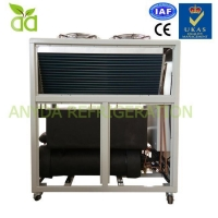 Water Chiller 5Ton Industrial Plastic Air Cooled Water Chiller System