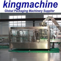 China Small Scal Energy Drink Filling Machine China on sale