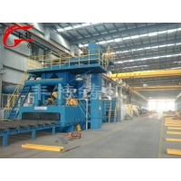 Q69 Series Steel Plate Shot Blasting Machines, Spray and Baking Lines