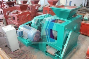 China Iron ore fines briquetting machine supplier