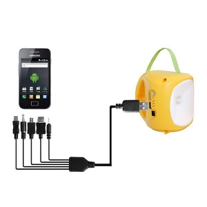 China TSL-L044N Solar Rechargeable Lantern And Li-ion Battery on sale