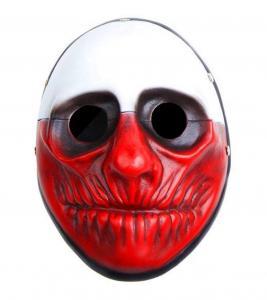 China Animal Mask Gmasking Resin Payday 2 Wolf Mask Replica on sale