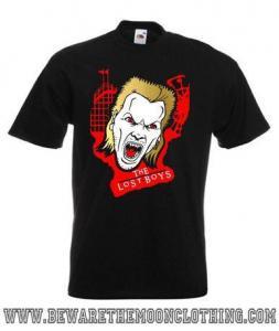 China The Lost Boys Retro 80s Vampire Movie T Shirt / Hoodie on sale