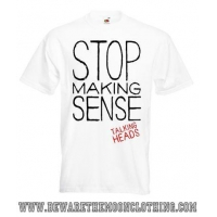 Stop Making Sense Talking Heads Retro 80s Music T Shirt / Hoodie