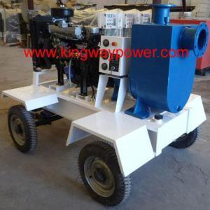 China Diesel Generator Set Fire Diesel Water Pump Set on sale