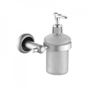 China 72777 Wall Mounted Soap Dispenser And Holder on sale
