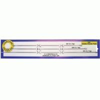 China K6Osborne Straight Double Round Point Needle Kit on sale