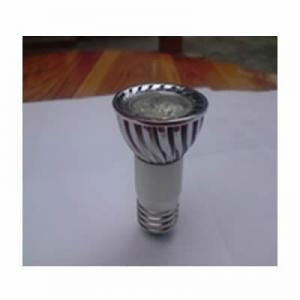 China LED Spotlight E27 1*1W plating on sale