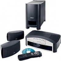 China Audio(20) Bose Lifestyle 3-2-1 Home Entertainment System on sale