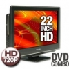 China DVD & GPS(23) Toshiba 22LV610U 22-Inch 720p LCD TV with Built in DVD Player, Black for sale