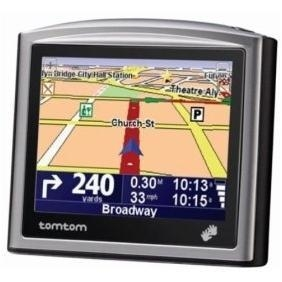 China DVD & GPS(23) TomTom ONE Portable GPS Vehicle Navigation System on sale