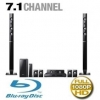 China Samsung HTC6930W 3D Blu-ray Home Theater System - 7.1 Channel for sale