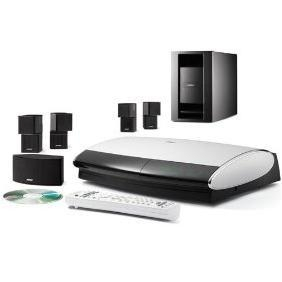 Quality BOSE (R) 5.1 Lifestyle 48 Series III DVD Home Entertainment System for sale