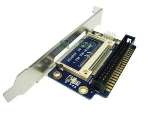 China To CF/SD CF To 3.5 IDE 40-pin Male port Compact Flash Card Converter on sale
