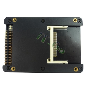 China To CF/SD High Speed Dual CF to IDE 2.5 HDD Case(TB) on sale