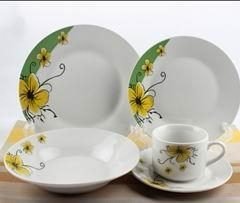 China 20pcs ceramic dinnerware set Product Number: HS512-5 on sale