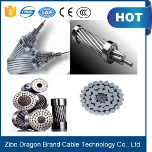 China ACSR Aluminum Conductor Steel Reinforced Cable on sale