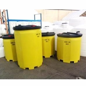 China Double Wall Used Oil Containment Tanks on sale