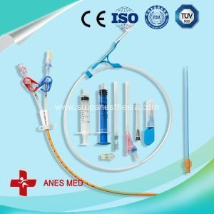 China Antimicrobial dialysis catheter kit on sale