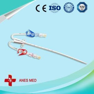 China Double Lumen dialysis Catheter on sale