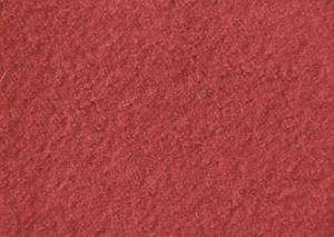 China Plain Coloured Wine Red Boiled Wool Fabric Australia 148CM Width on sale