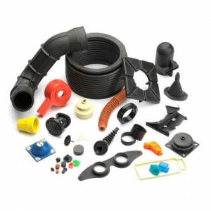 China High Quality Custom Molded Rubber Membrance Reinforced Fabric Rubber Diaphragm on sale