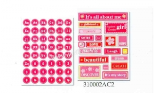 China Chipboard sticker 310002AC2 on sale