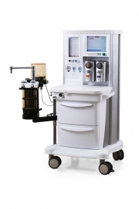 China Hospital Moblie LCD Display Surgical Anaesthesia Machine on sale
