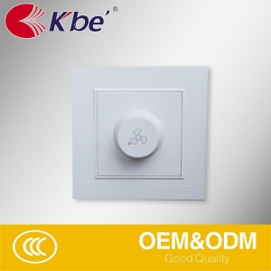 China Switch and socket A1 PC panel fan dimmer on sale