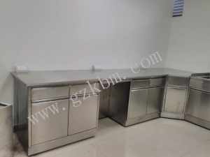 China Stainless Steel Corner Wall Bench on sale