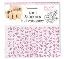 China Nail Art Nail Decals, Nail Polish, Nail Manicure, 3D Nail Stickers on sale