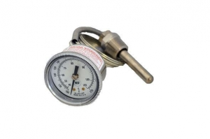 China Capillary Thermometers For High Temp ADS/CMA on sale