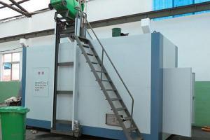 China Biochemical Kitchen Waste Treatment Machine on sale
