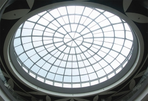 China Pipe Truss Truss Structure Dome Roof on sale