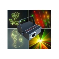 Step Motos Laser RGY laser light Mini dico animation light