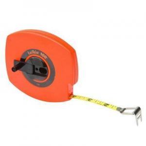 China Hi-Viz Orange Universal Lightweight Long Steel Tape Measure on sale