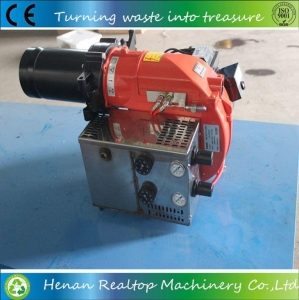 China waste oil and Heavy Oil Burner used for inductry on sale