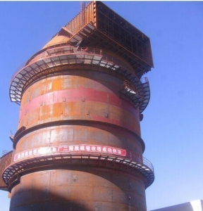 China Some understanding of the current situation of the chimney corrosion in power plant on sale
