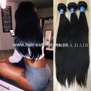 China Full Cuticle Virgin Hair Wholesale Remy Raw Unprocessed Brazilian Human Hair on sale