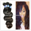 China Full cuticle high quality hand tied 100% brazilian human hair dropshipping for sale