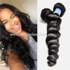 China Natural Unprocessed Human Hair Sew in Hair Weave 100% Virgin Brazilian for sale