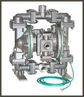 China G-Series Gas Operated Double Diaphragm Pumps on sale