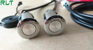 China 2 Eculess Parking Sensors for Rear and Front on sale