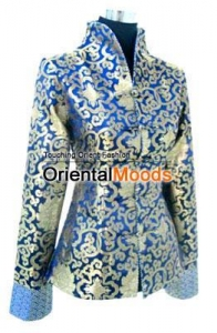 China Women Blouses Dresses of the Tang Woman style long sleeves jacket on sale