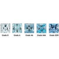 Semi Precious Gems Aquamarine