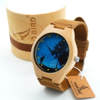 China Bobobird W058 Men's Dress Watch With Japanese Movemnet 2035 With Gift Box on sale