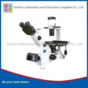 China Microscope MS004Seidentopf Binocular Viewing Head biological Microscopes XD-202 on sale