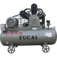 Oil Free Low Noise Medium-high Pressure Piston Air Compressor