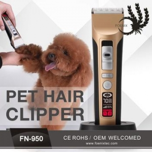 China Electric Pet Hair Remover Clippers Combs Dog Grooming Clipper on sale